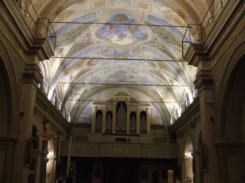 illuminazione cattedrale stefano pisani