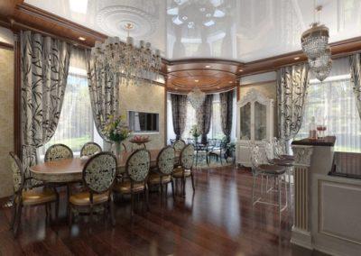 illuminazione interior ekaterinburgo