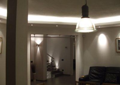 illuminazione interior pavia
