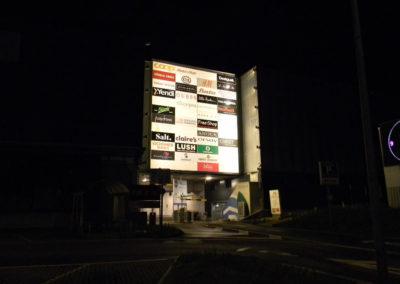 illuminazione retail centro lugano sud