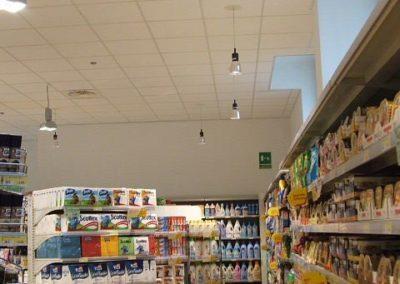 illuminazione retail genova
