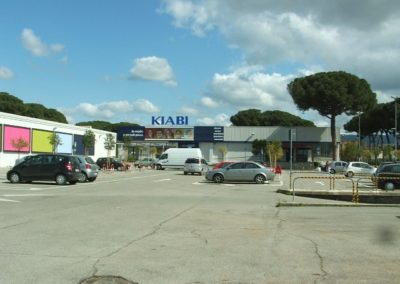 illuminazione retail roma