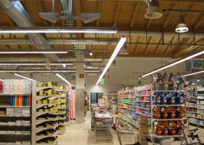 illuminazione retail vignale