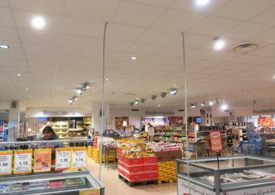illuminazione retail voghera
