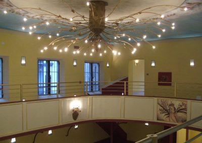 illuminazione teatro stefano pisani