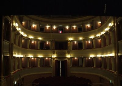 Theater in Stradella